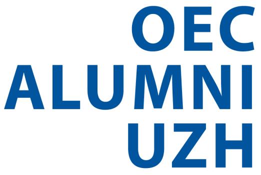 Logo von OEC ALUMNI UZH – Alumni-Plattform der Wirtschaftswissenschaftlichen Fakultät